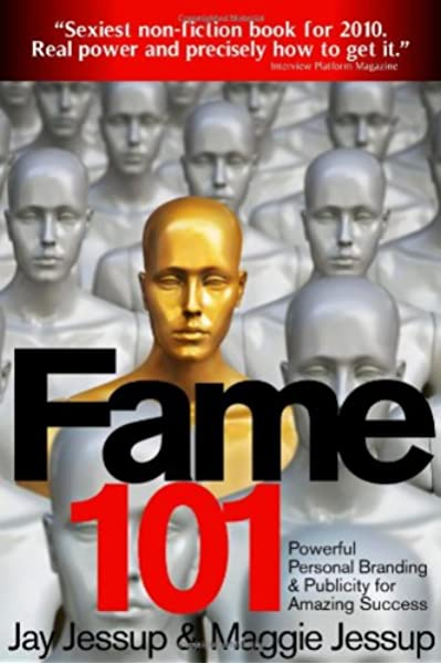 Fame 101 Powerful Personal Branding Publicity Jay Jessup Maggie Jessup 9780981988832 Amazon Com Books Maggie directs her classmates in a play for a drama competition. fame 101 powerful personal branding