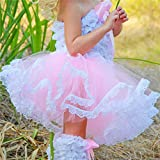 VT BigHome Princess s Girl Multi Layer Tulle Party Dance Skirts Short Cake Tutu Skirt