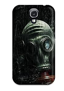 Top Quality Case Cover For Galaxy S4 Case With Nice Romantically Apocalyptic Appearance
