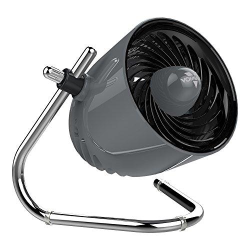 Flippi Personal Circulator (Vornado Pivot Personal Air Circulator Fan, Storm Gray)