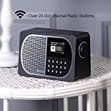LEMEGA M2+ Table Smart Radio with Wi-Fi, Internet