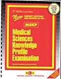 Medical Sciences Knowledge Profile Examination (MSKP), Jack Rudman, 0837350867