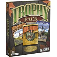Trophy Hunting 4-in-1 Pack (Bird Hunter, Deer Hunter, Trophy Hunter, Hunting DVD Movie) - PC