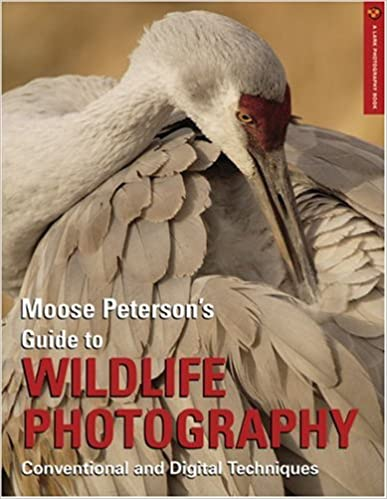 Moose Petersons Guide To Wildlife Photography Conventional And Digital Techniques A Lark Book 2nd Edition