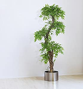 large contemporary artificial plants and trees luxury japanese fruticosa tree. Black Bedroom Furniture Sets. Home Design Ideas