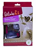 Petlinks Cheese Chaser Cat Toy Remote Controlled Mouse Chase Toy