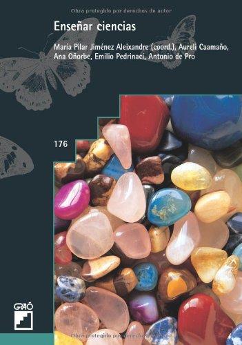 Descargar Libro Enseñar Ciencias: 176 Mª Pilar Jiménez Aleixandre
