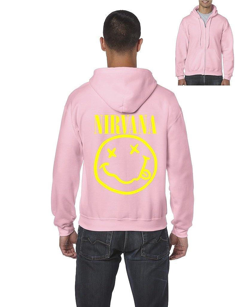 Artix Nirvana Full-Zip Mens Hoodie