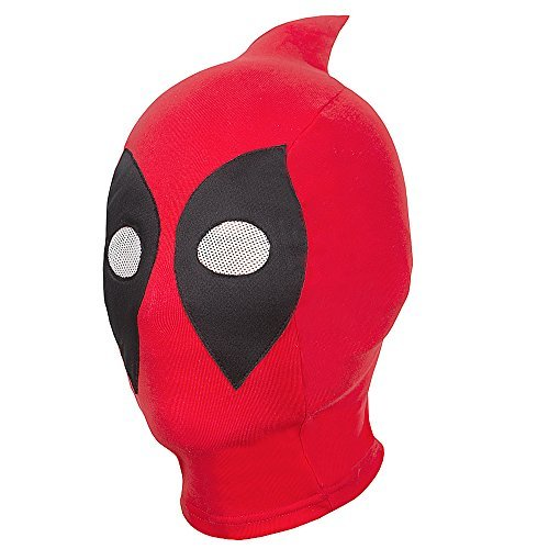 Coolchic Marvel Deadpool Game Mask as Party Costume for Kids and - Makeup Deadpool