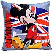 Almofada Disney Mickey London 40x40cm