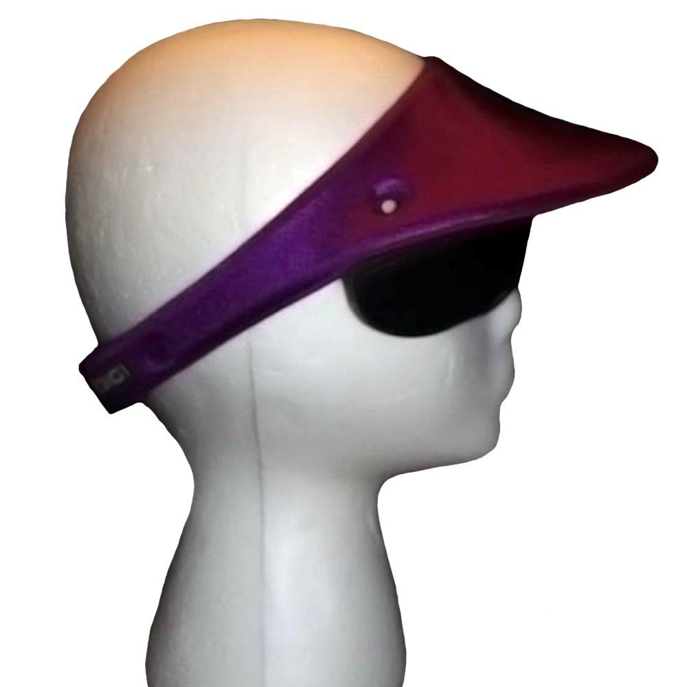 Digi Sportslens with Visor (Purple) by Digi