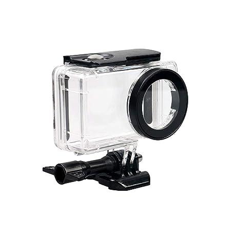 HOTPINK1 - Carcasa Impermeable para cámara de acción Xiaomi ...