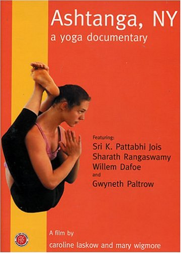 DVD : Gwyneth Paltrow - Ashtanga Ny: Yoga Documentary (DVD)