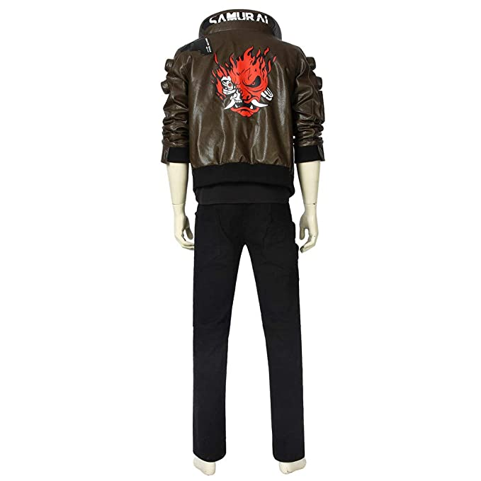 Amazon.com: Coskey CP 2077 - Disfraz de Cyber y Punk para ...