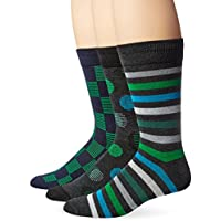 3-Pairs Hanes Premium Men's Fashion Sock