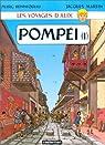 Les voyages d'Alix, tome 14 : Pompéi 1/2 par Martin