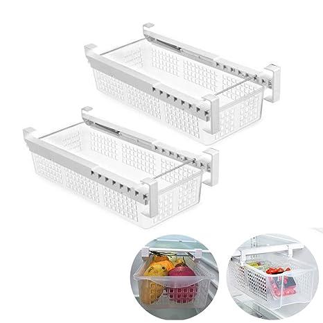 Sell Storage Rack Storage Baskets Fridge Freezer Space Saver Pull-out Drawer