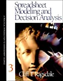 img - for Spreadsheet Modeling and Decision Analysis book / textbook / text book