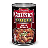 Campbell's Chunky Chili Steak, 425 gm
