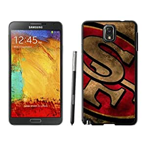 NFL San Francisco 49ers Samsung Galalxy Note 3 Case 015 NFLSGN3CASES70