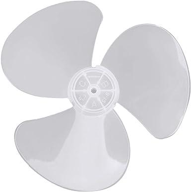 IEFIEL Aspas del ventilador Aspas Hojas Plásticas de Ventilador ...