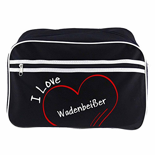 Love Bandolera Colour Negro Ankleslicers I Diseño Bolso De BSqA7qZ4
