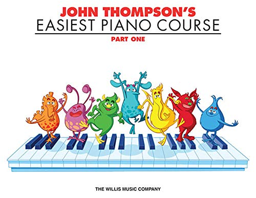 - John Thompson's Easiest Piano Course Part 1