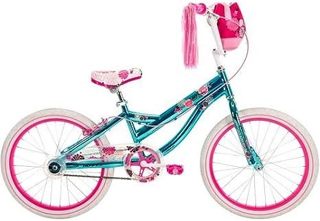 Metaloid Huffy Jazzmin - Bicicleta para niña (20 Pulgadas): Amazon.es: Deportes y aire libre