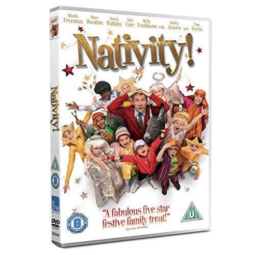 nativity dvd amazon co uk martin freeman marc wootton ashley jenson alan carr dvd blu ray