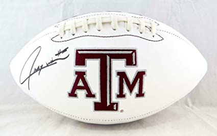 65596c8b2c6 Image Unavailable. Image not available for. Color  Trayveon Williams Autographed  Texas A M Aggies ...