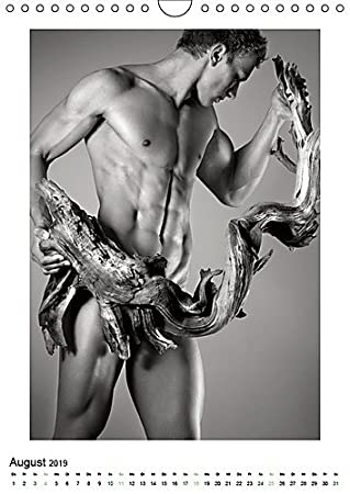 Männer ... und ihre Wurzeln (Wandkalender 2019 DIN A3 hoch): Ästhetische Aktaufnahmen (Monatskalender, 14 Seiten ) (CALVENDO Menschen) Ralf Wehrle und Uwe Frank Black&White Fotodesign 3670117563 Fotografie