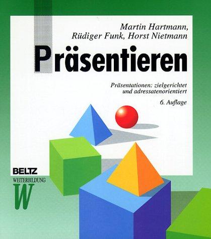 Präsentieren (Beltz Weiterbildung/Fachbuch)
