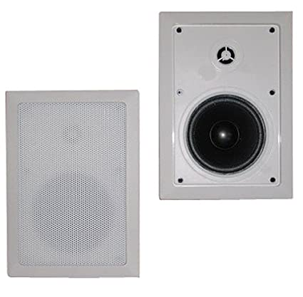 Amazon Studio Acoustics IW 250 In Wall Speakers Pair Discontinued By Manufacturer Home Audio Theater