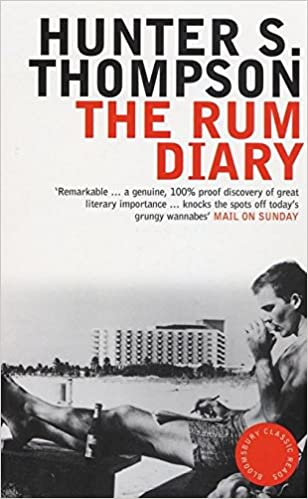 Image result for the rum diary book