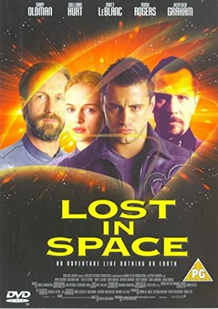 lost in space movie hd