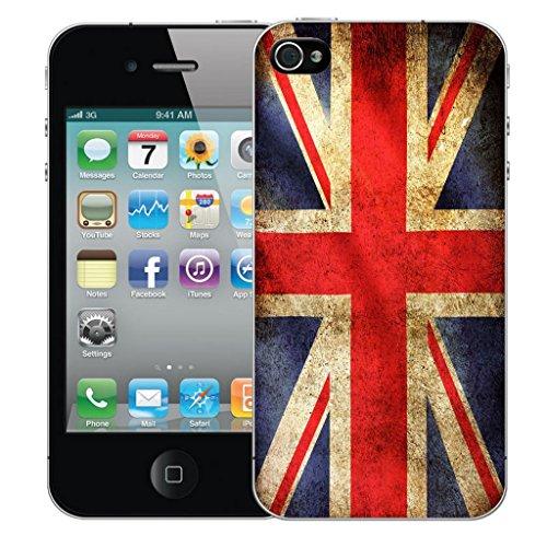 Mobile Case Mate iPhone 5c Concepteur Dur IMD coque Affaire Couverture Case Cover Pare-chocs Coquille - Union Jack Modèle