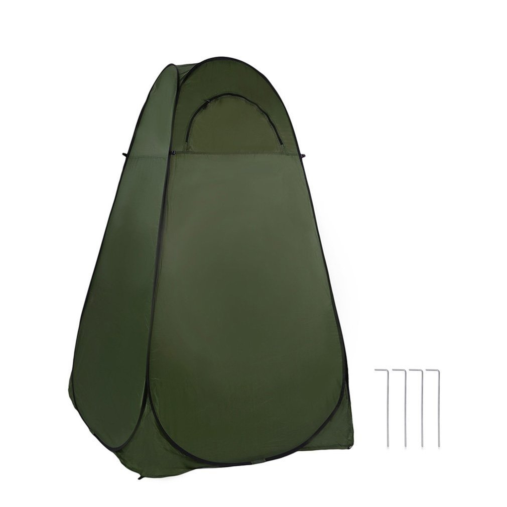 Holarose Portable Pop Up Privacy Shelter, Privacy Portable Camping, Biking, Toilet, Shower, Bathing, Fishing, Beach and Changing Room Extra Tall, Spacious Tent Shelter