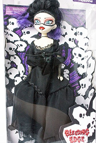 Gothic Raven Victorian Bleeding Edge Gothic Dolls