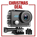 Best Hd Action Cameras - DBPOWER 4K Action Camera, 20MP WIFI Sports Action Review