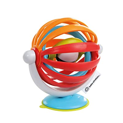 Baby Einstein Sticky Spinner Activity Toy, Ages 3 months +: Sports & Outdoors