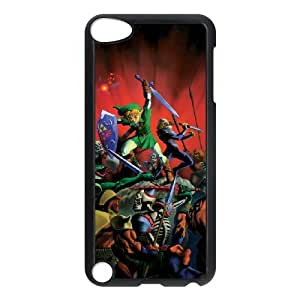 Classic Case The Legend Of Zelda pattern design For Ipod Touch 5 Phone Case