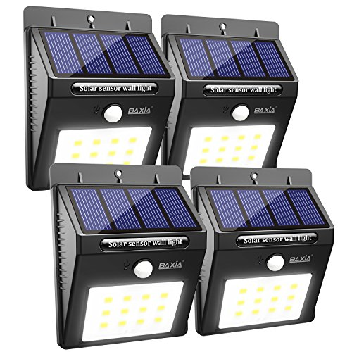 Led Outside Lights Solar - 4