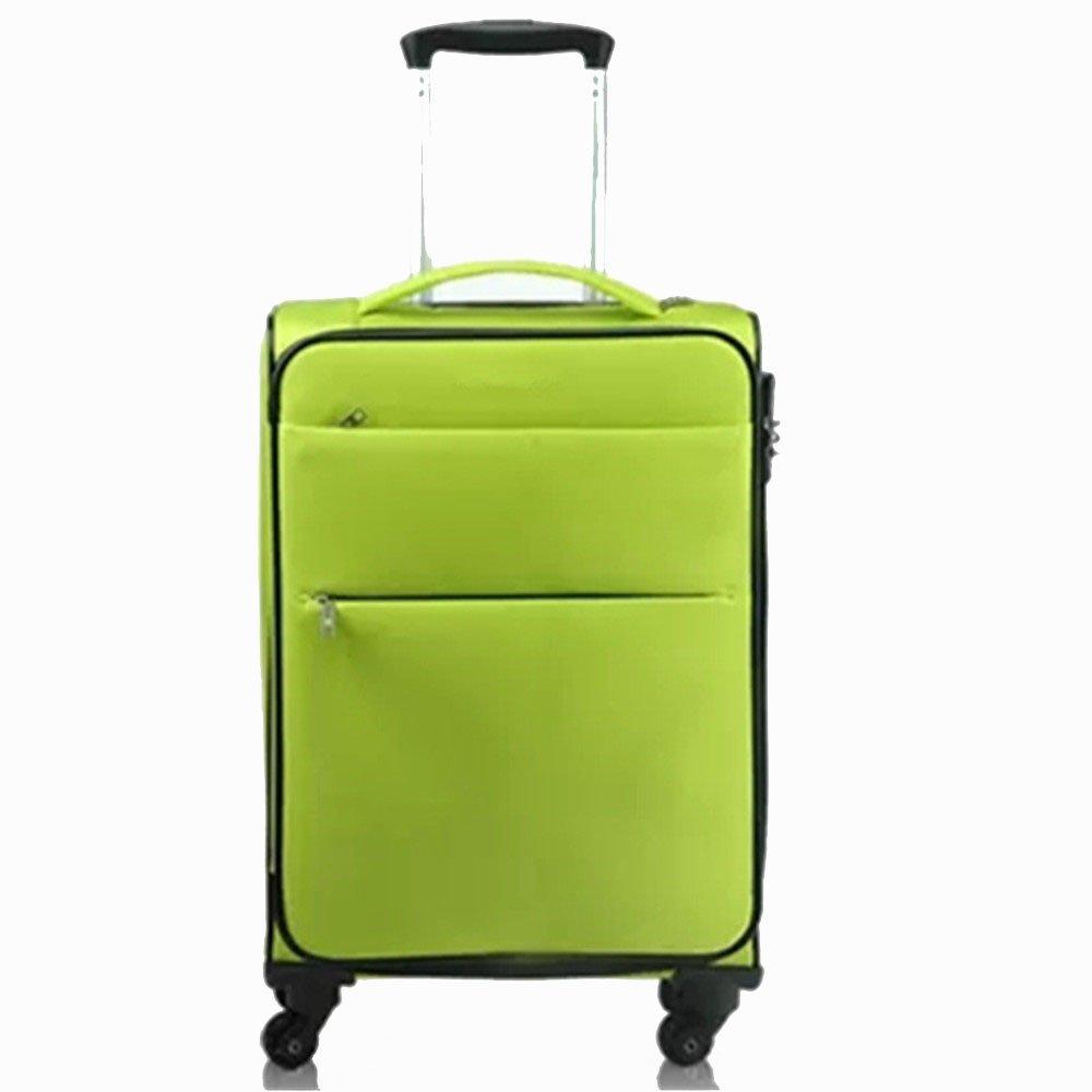 YHDD オックスフォード布防水アルミフレームスーツケース、ユニバーサルな手押し車、軽量、大容量、防水、軽量、耐え難い、ビジネス、旅行、旅行荷物に適して耐性20/24/28/32 (サイズ さいず : 32) B07MRG7K2R  32