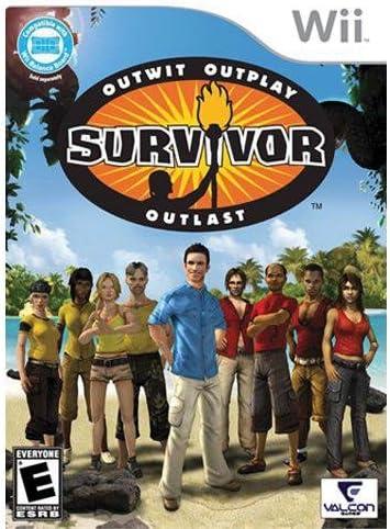 Amazon.com: Wii Survivor: Jack Of All Games: Video Games