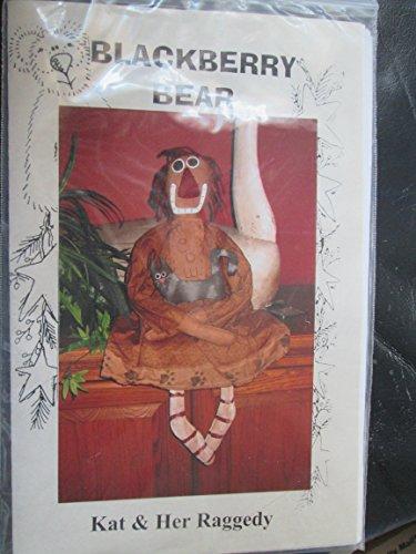 (blackberry bear kat & her raggedy Pattern )
