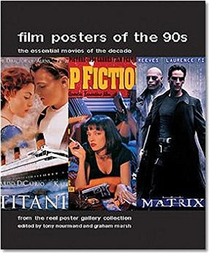 Download Film Posters of the 90s: The Essential Movies of the Decade PDF ePub fb2 ebook