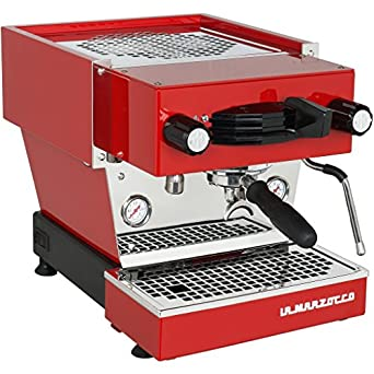 La Marzocco Linea Mini Home Espresso Machine Red