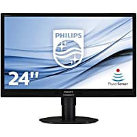 Philips Brilliance 241B4LPYCB 24 LED LCD Monitor - 16:9 - 5 ms