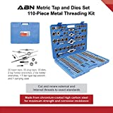 ABN Large Tap and Die Set Metric Tap and Die Kit