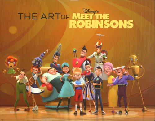 Download The Art of Meet the Robinsons ebook